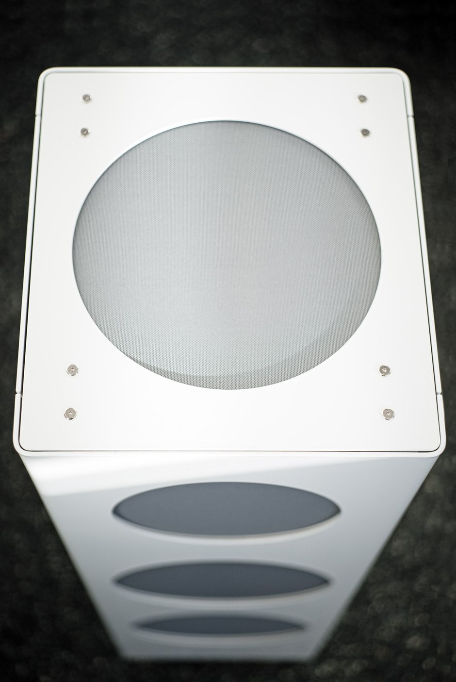 Deep Space One Mk II - White high gloss